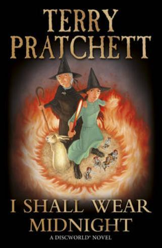 I_Shall_Wear_Midnight by Terry Pratchett and illustrated bt Paul Kidby